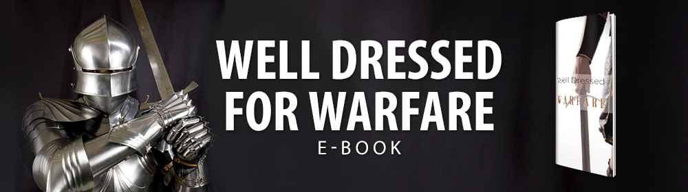 Well Dressed for Warfare e-Book