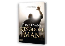 Kingdom Man by Tony Evans