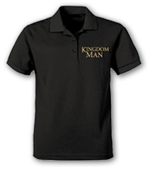 Kingdom Man Polo Shirt