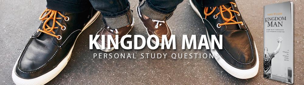 Kingdom Man e-Book
