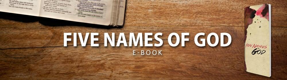 Five Names of God e-Book