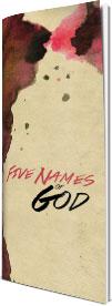 Five Names of God eBook