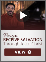 Pray to Receive Salvation