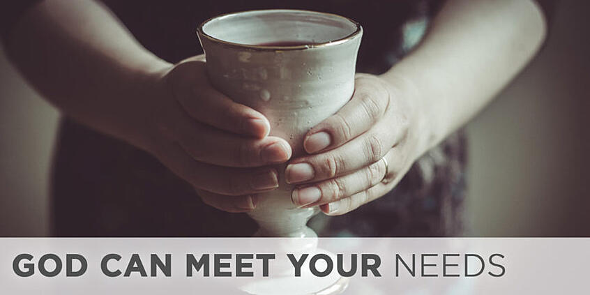 God Can Meet Your Needs