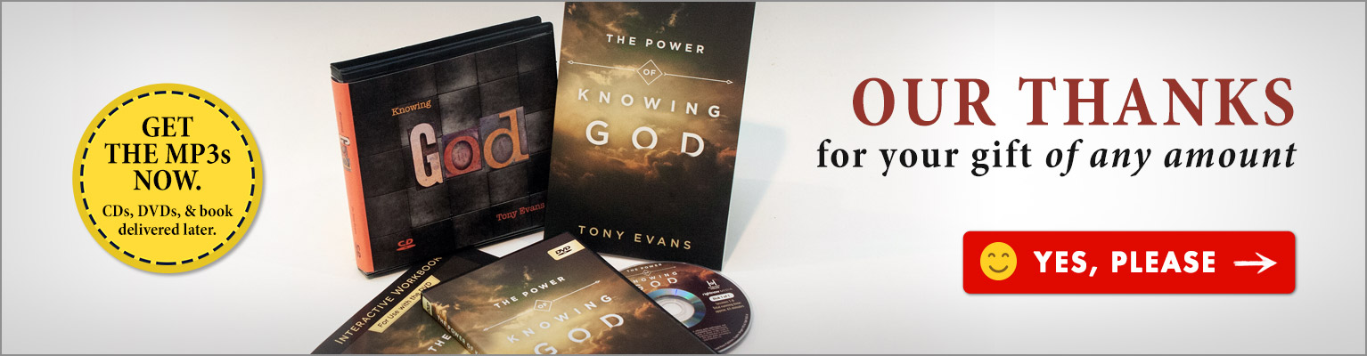 Knowing God CD Series AND Power of Knowing God Study DVD AND Power of Knowing Good Study Guide AND Book