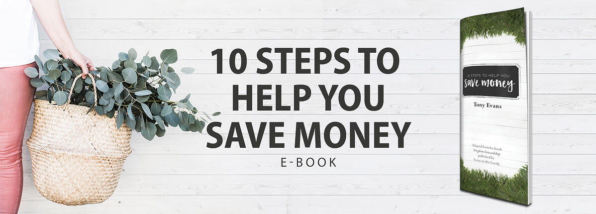 10 Steps to Help You Save Money