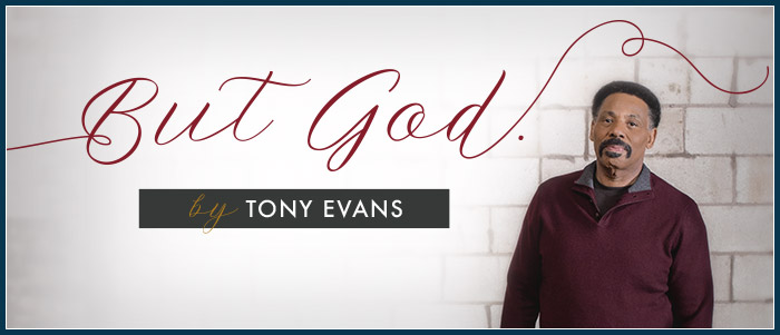 But God by Tony Evans