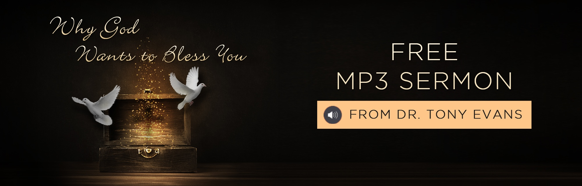 Why God Wants to Bless You MP3