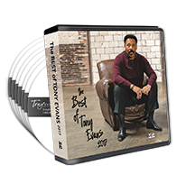 The Best of Tony Evans 2017