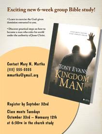 Bible Study Media for Kingdom Man