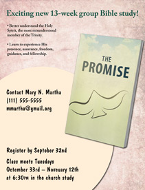 Promise Bible Study