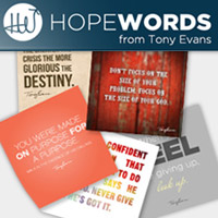 Hope Words from Tony Evans