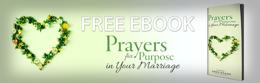 Prayers for Purpose in Your Marriage