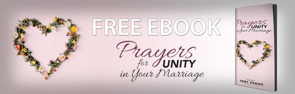 Prayers for Unity in Your Marriage eBook