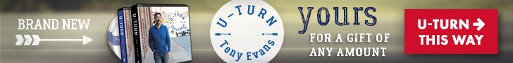U-Turn by Tony Evans