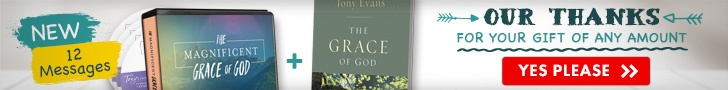The Magnificent Grace of God by Tony Evans