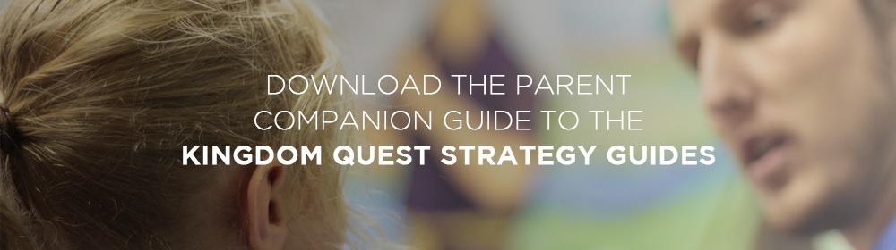Kingdom Quest Mentor Guides