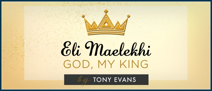 Eli Maelekhi - God, My King