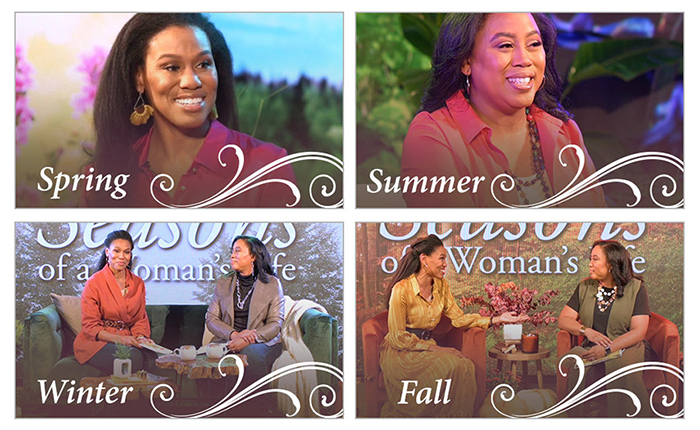 Seasons of a Woman's Life Bible Study DVD