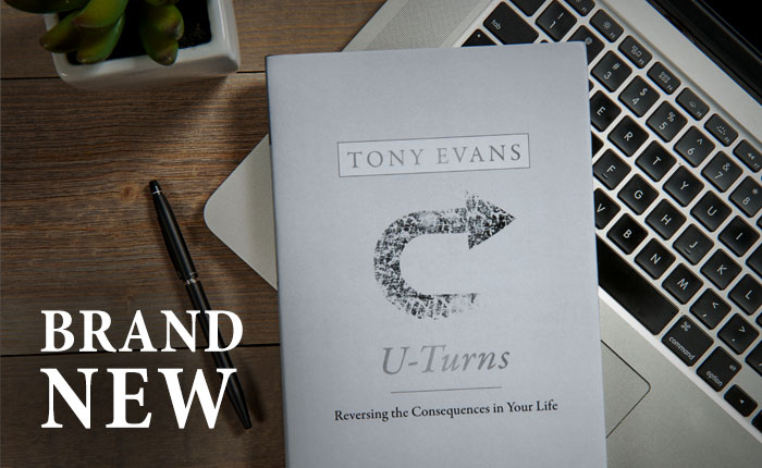 U-Turns Book by Tony Evans