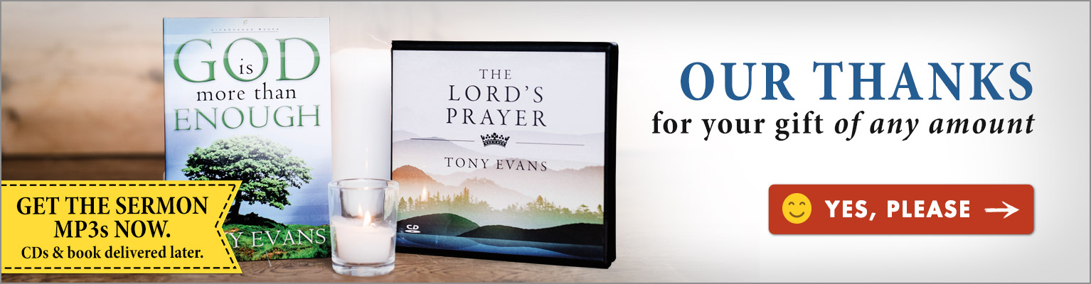 The Lord's Prayer by Tony Evans