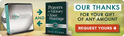 Prayers for Victory in Your Marriage Tony Evans