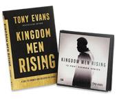 Kingdom Men Rising CD Series and Book