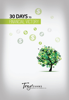 30 Days to Financial Victory Booklet