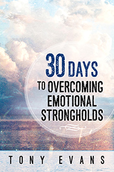 30 Days to Overcoming Emotional Strongholds - Booklet