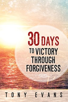 30 Days to Victory Through Forgiveness - Booklet