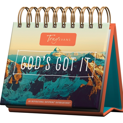 God's Got It - 365 Day Perpetual Calendar