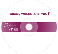 Adam Where Are You? CD