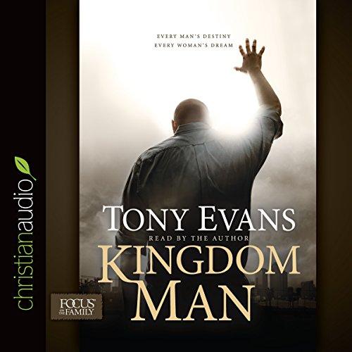 Audio Book - Kingdom Man