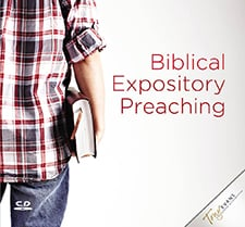Biblical Expository Preaching- CD Series