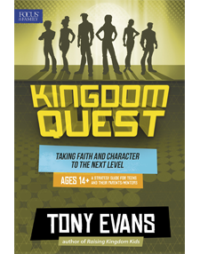 Kingdom Quest Strategy Guide for Ages 14+ (GREEN)