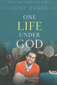 One Life Under God: His Rule Over You Booklet