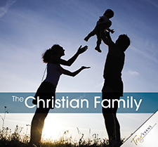 Communication Within The Family (The Christian Family Series)