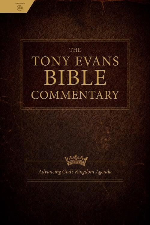 Tony Evans Bible Commentary