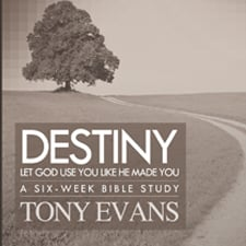 Destiny Study Guide - Tony Evans