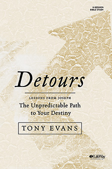 Detours The Unpredictable Path to Your Destiny - Study Guide