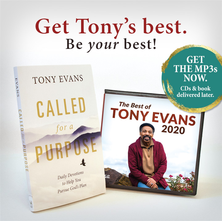 The Best of Tony Evans 2020