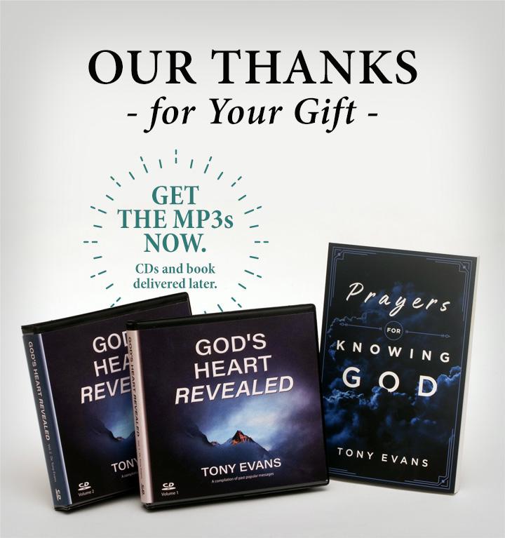 God's Heart Revealed