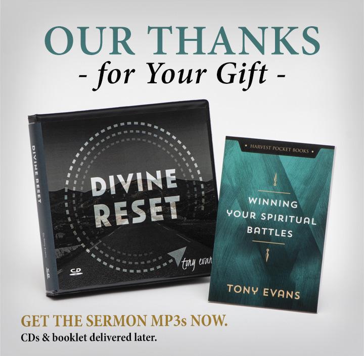 Divine Reset