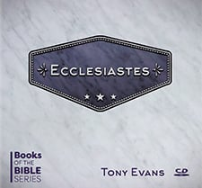 Ecclesiastes: How to Avoid A Wasted Life - CD Series