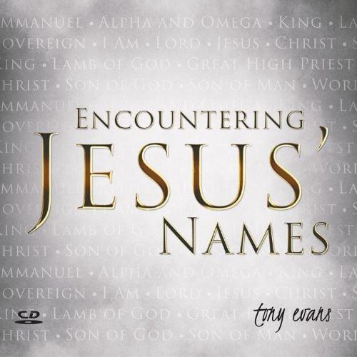 Encountering Jesus' Names - DVD