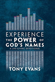 Experience the Power of God's Names Devotional