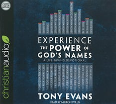 Audio Book - Experience the Power of God's Names Devo