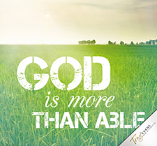 God is More Than Able - CD Series