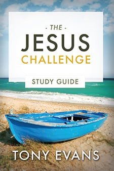 The Jesus Challenge Bible Study
