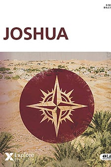 Joshua Study Guide